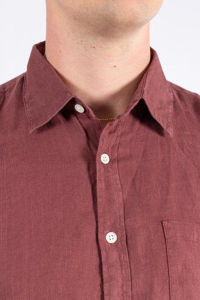 Portuguese Flannel Portuguese Flannel Shirt / Linnen / Wine