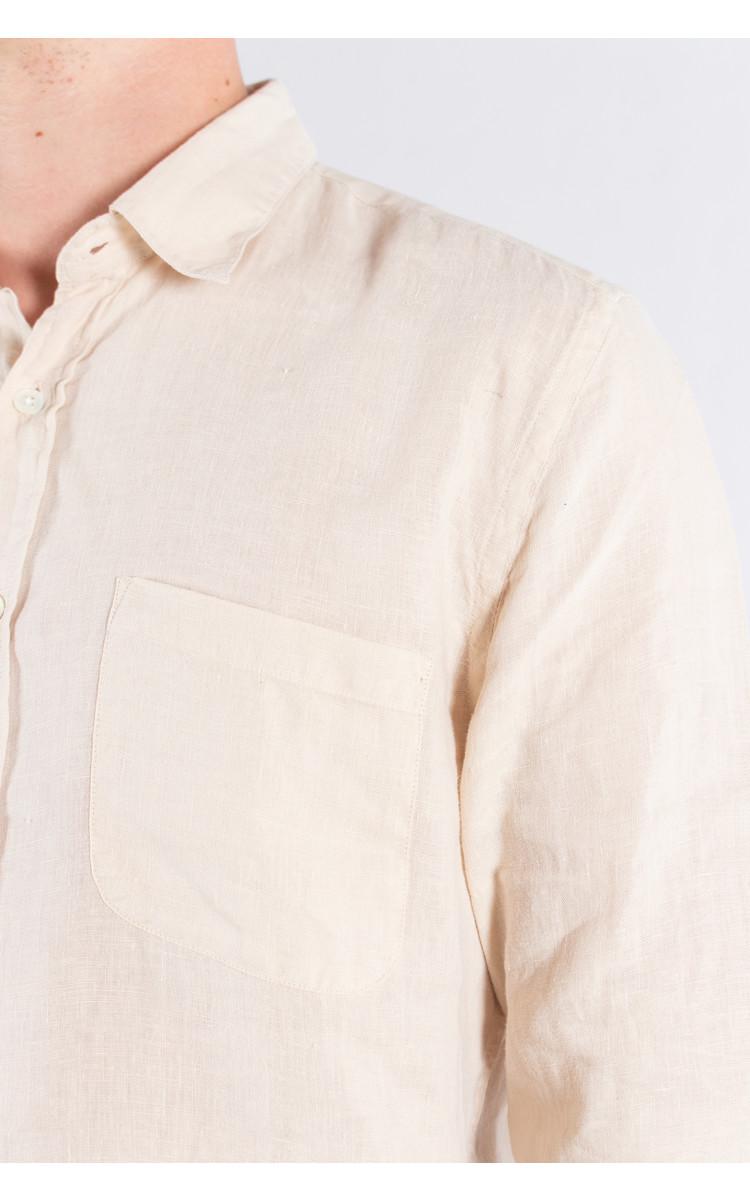 Portuguese Flannel Portuguese Flannel Shirt / Linnen / Natural