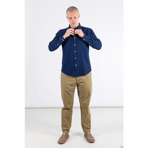 Portuguese Flannel Portuguese Flannel Shirt / Denim Shirt / Indigo