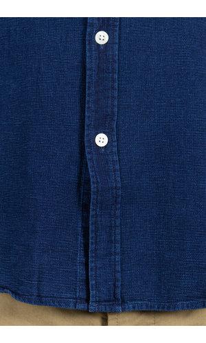 Portuguese Flannel Portuguese Flannel / Denim shirt / Indigo