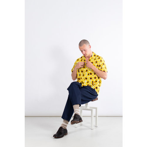 Portuguese Flannel Portuguese Flannel Shirt / Daisy / Yellow