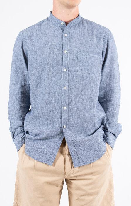 Portuguese Flannel Portuguese Flannel Overhemd / Latitude / Grijs