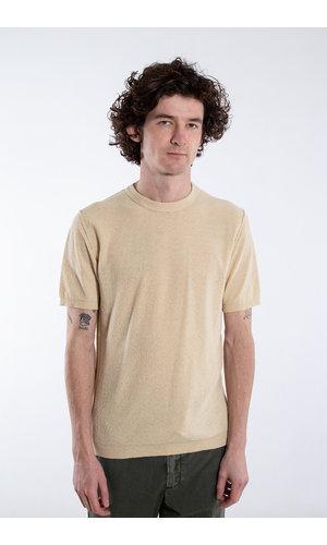Roberto Collina Roberto Collina T-shirt / RC44021 / Ecru