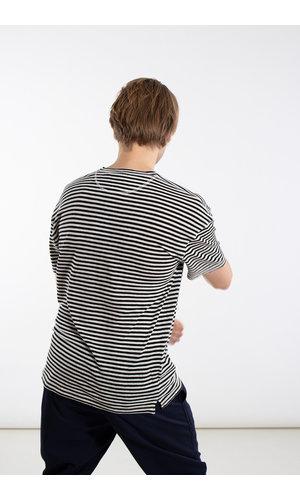 Roberto Collina Roberto Collina T-shirt / RC68021 / White Black