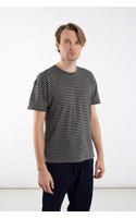 Roberto Collina T-shirt / RC68021 / Grey Black