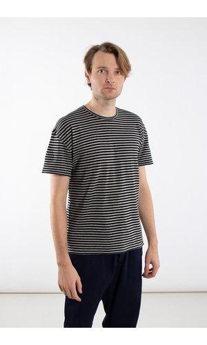 Roberto Collina Roberto Collina T-shirt / RC68021 / Grey Black