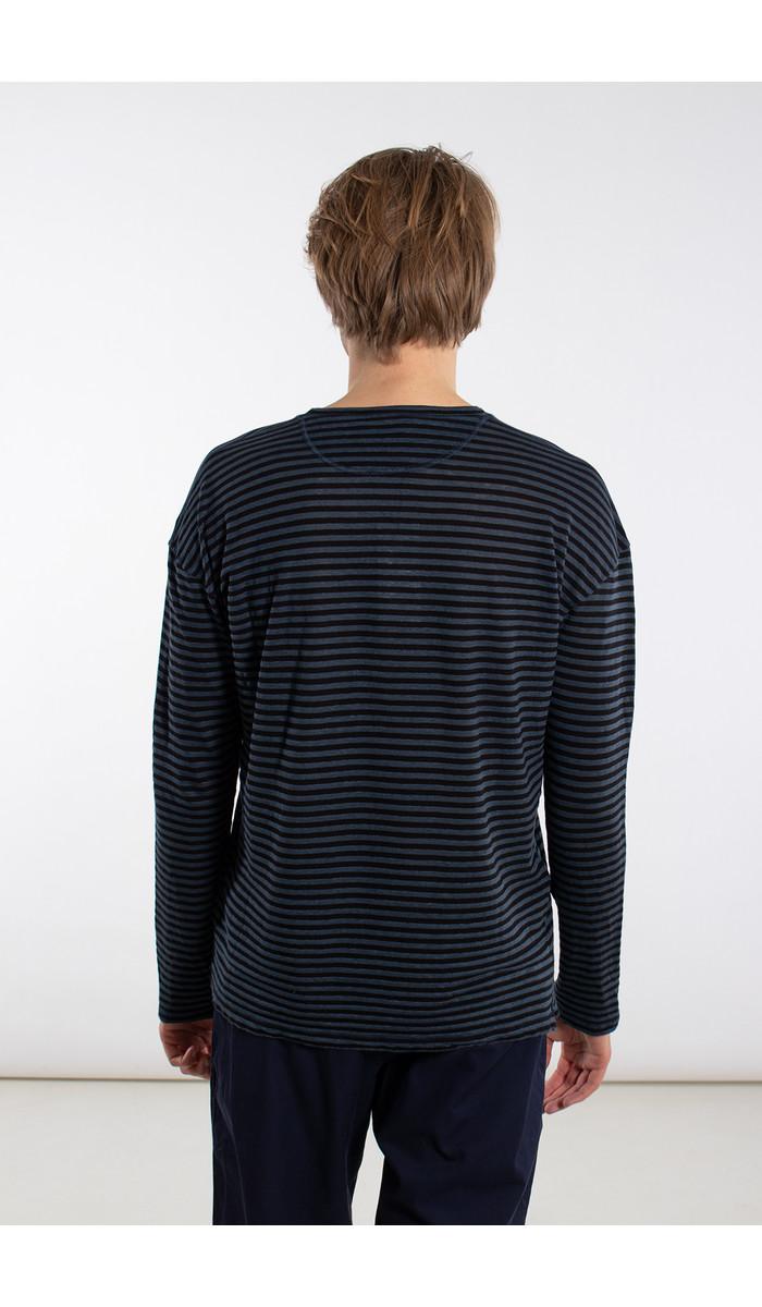 Roberto Collina Roberto Collina T-Shirt / RC68001 / Navy Black
