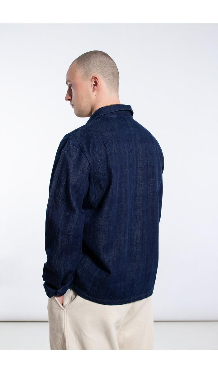 Universal Works Universal Works Jack / Labour Jacket ll / Indigo