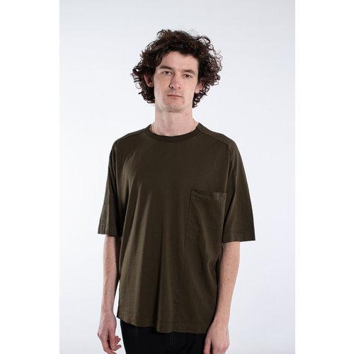 Transit Transit T-Shirt / CFUTRK1363 / Groen