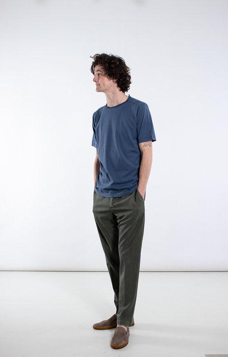 Transit Transit T-Shirt / CFUTRK1360 / Blauw