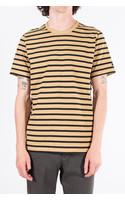 Tiger of Sweden T-shirt / Trygg / Camel zwart