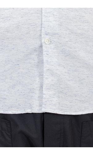 Delikatessen Delikatessen Shirt / Feel Good / White Blue