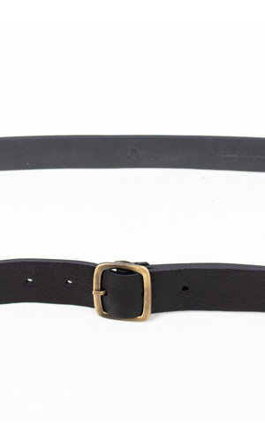 Anderson's Anderson's Belt / A3412FD / Black