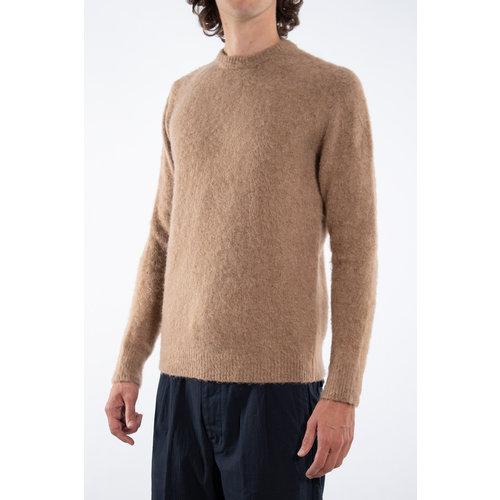 Roberto Collina Roberto Collina Sweater / RD29001 / Camel