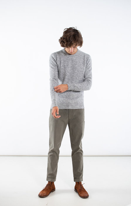 Roberto Collina Roberto Collina Sweater / RD14001 / Grey