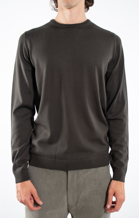 Roberto Collina Roberto Collina Sweater / RB01001 / Brown Green