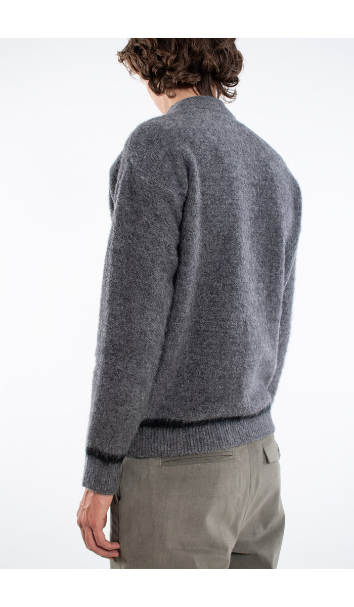 Roberto Collina Roberto Collina Sweater / RD13001 / Grey