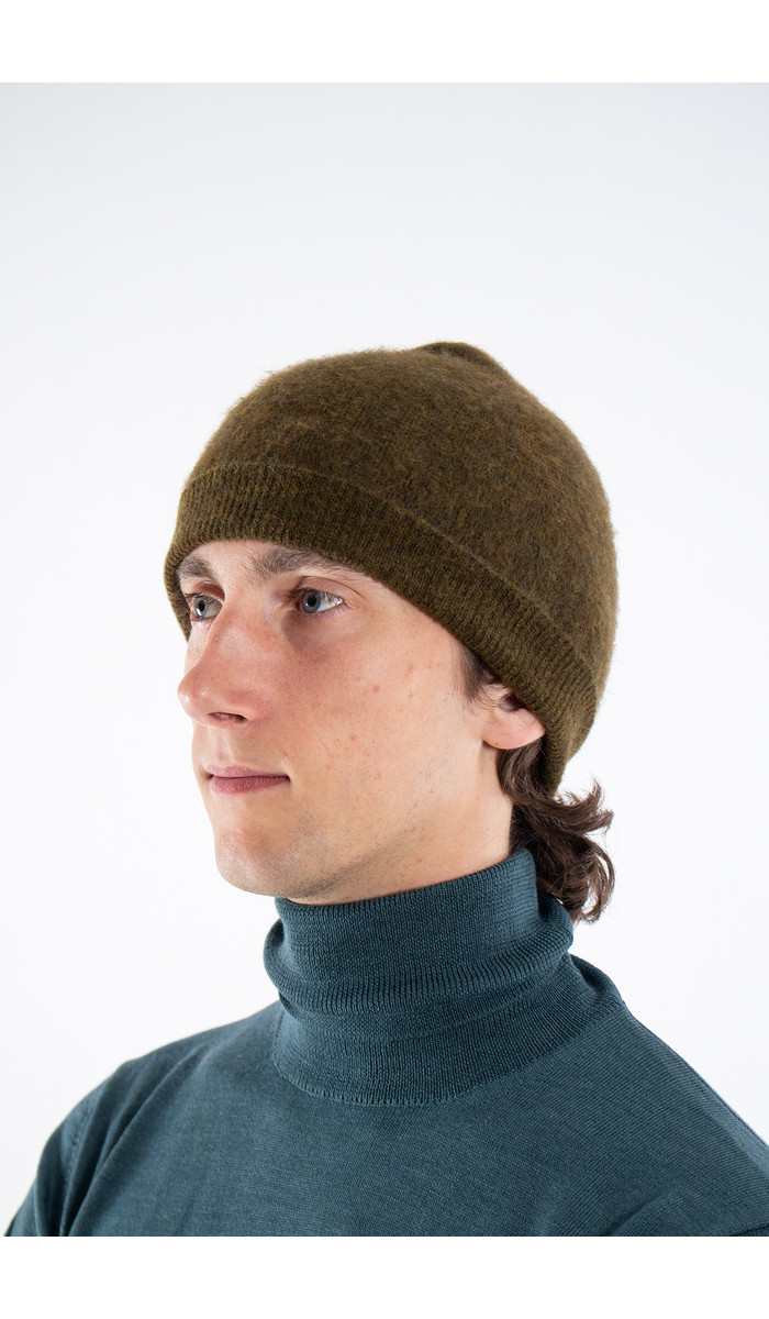 Roberto Collina Roberto Collina Hat / RD14151 / Green