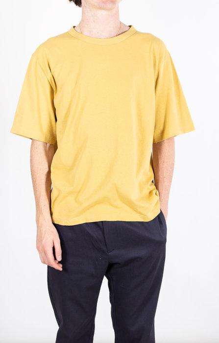 m3a m3a T-Shirt / Dosko / Yellow
