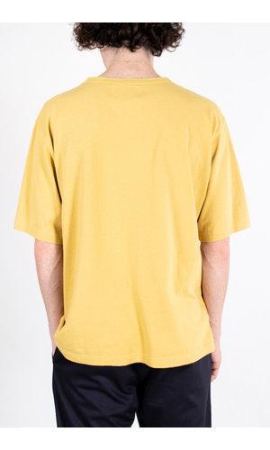 m3a T-Shirt / Dosko / Geel