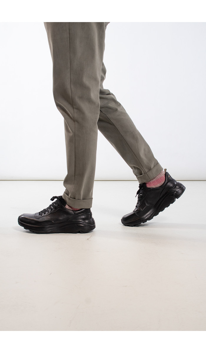 Officine Creative Officine Creative Sneaker / Sphyke / Black