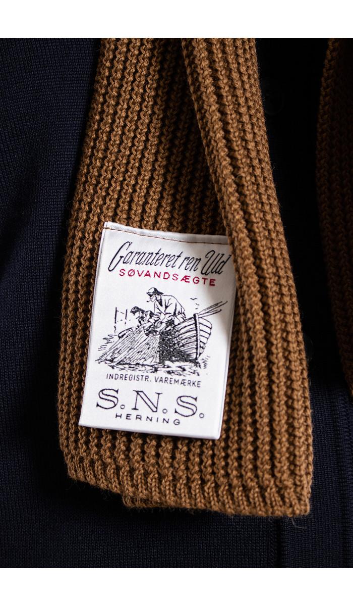 S.N.S. Herning S.N.S. Herning Sjaal / Split / Bruin