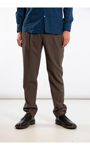 Delikatessen Delikatessen Trousers / Poland Pleat / Army