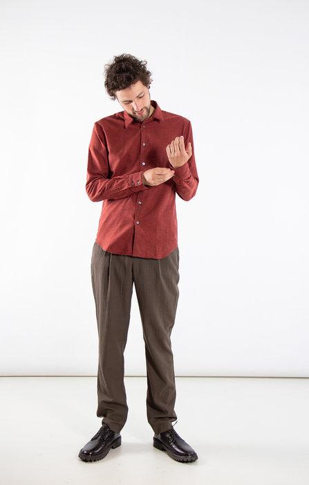 Delikatessen Delikatessen Shirt / Feel Good / Red