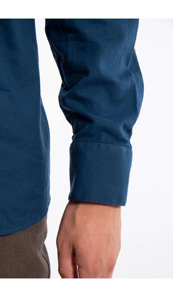 Delikatessen Delikatessen Shirt / Feel Good / Blue
