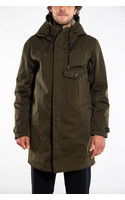 Ten-C Coat / Cyclone Parka / Green