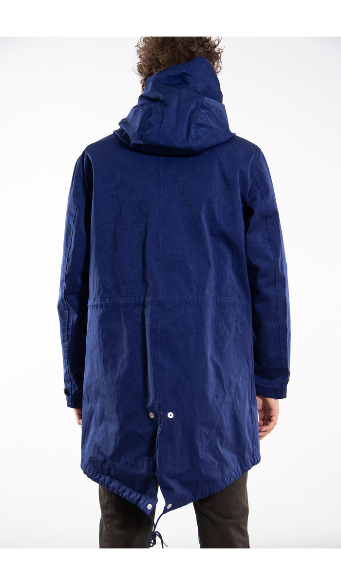 Ten-C Ten-C Coat / Cyclone Parka / Aqua