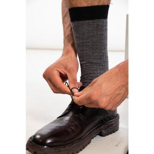 Universal Works Universal Works Sok / Classic Sock / Grijs