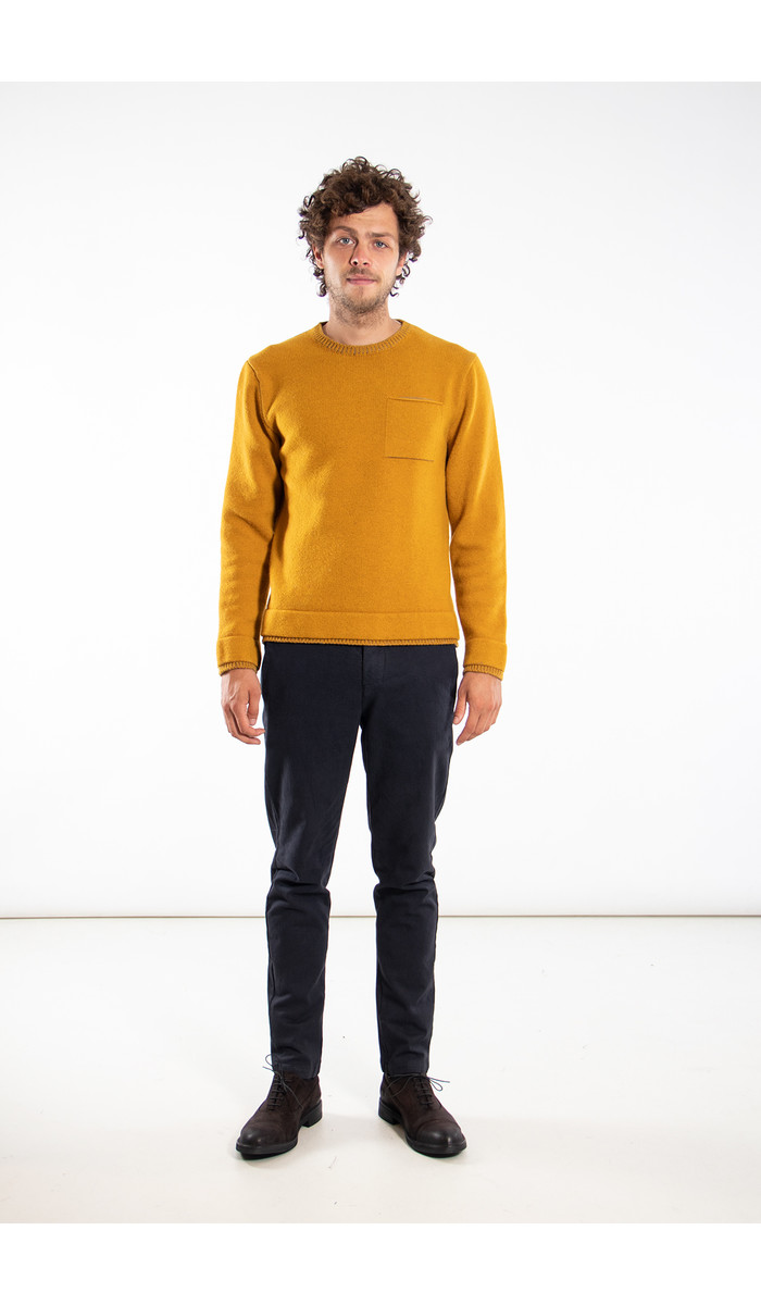 Inis Meain Inis Meáin Sweater / A2029 / Indian Yellow