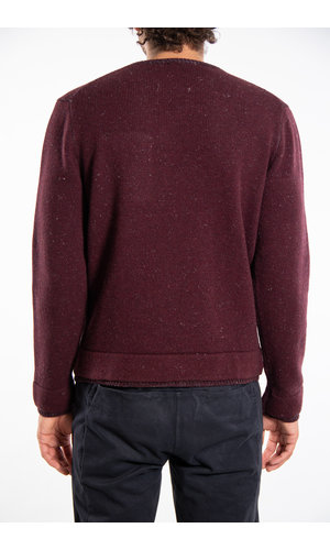 Inis Meain Inis Meáin Sweater / A2029 / Burgundy