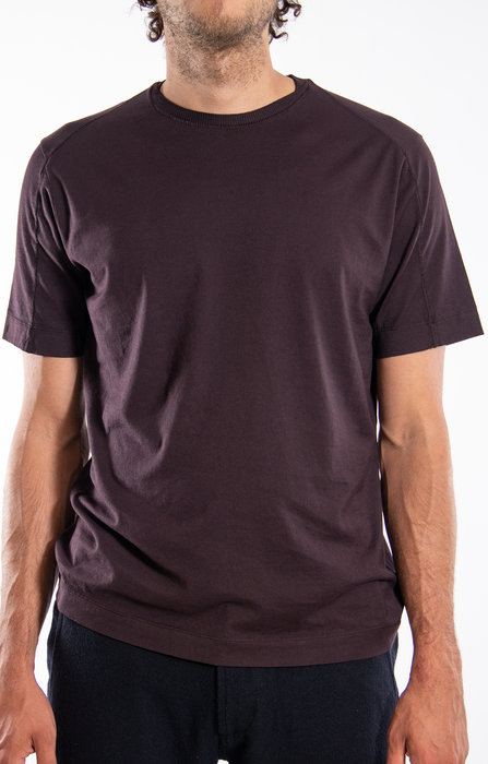 Transit Transit T-Shirt / CFUTRM1361 / Eggplant