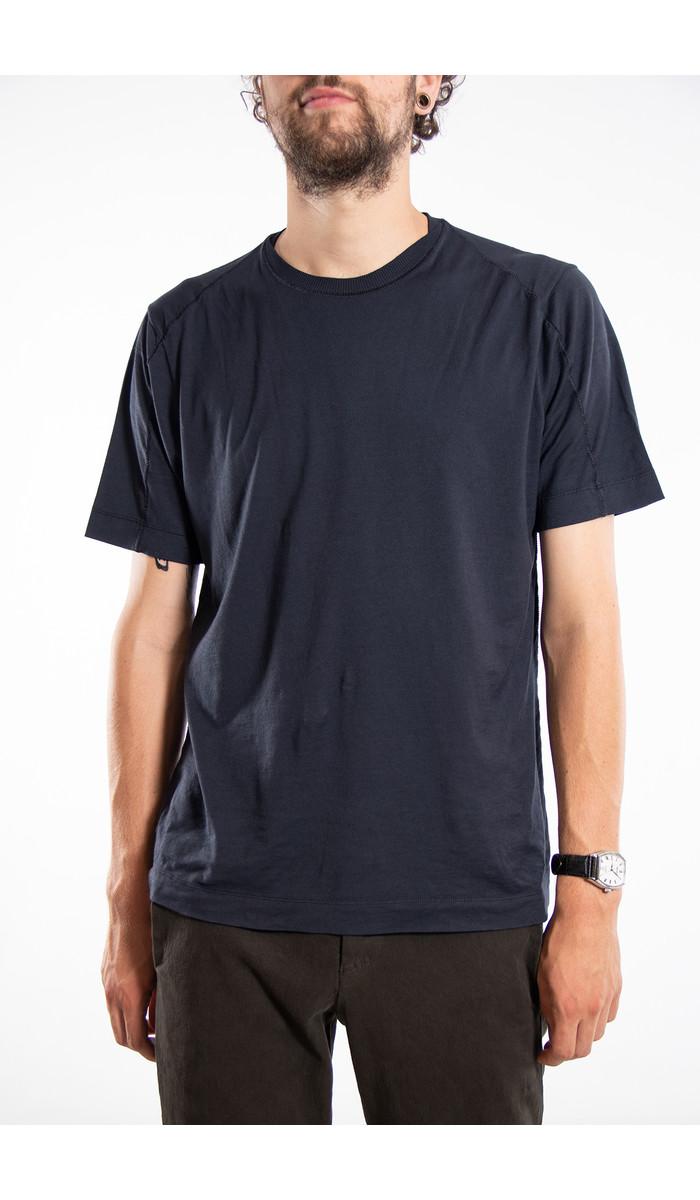 Transit Transit T-Shirt / CFUTRM1361 / Navy