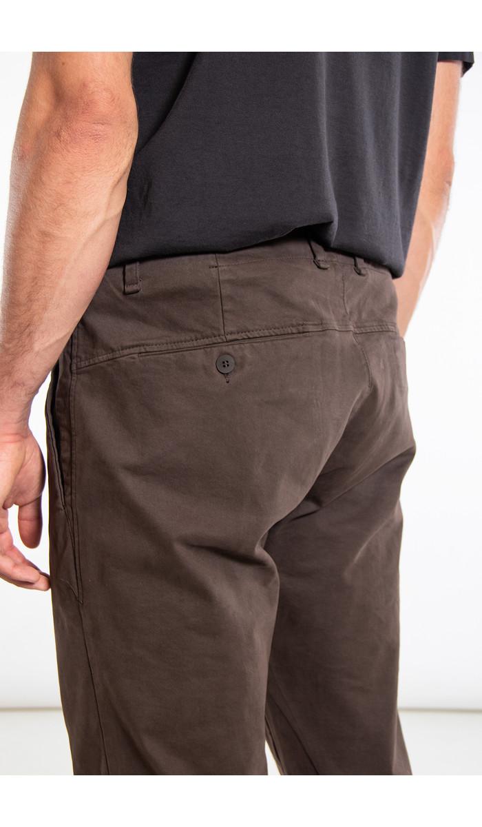 Transit Transit Trousers / CFUTRMA100 / Brown