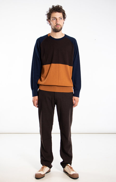Universal Works Universal Works Sweater / Mix Loose Crew / Mix