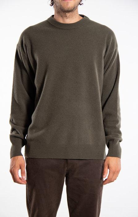 Roberto Collina Roberto Collina Sweater / RD38001 / Green