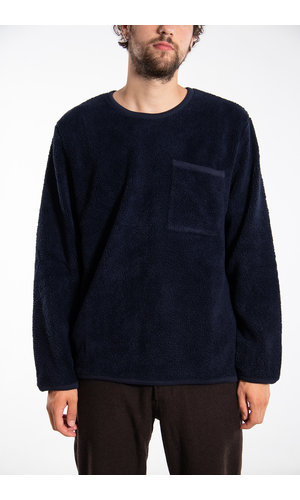 Universal Works Universal Works Trui / Lancaster Crew / Navy