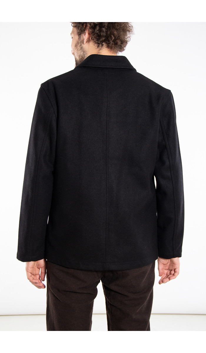 Universal Works Universal Works Jacket / Bakers Chore Jacket / Black