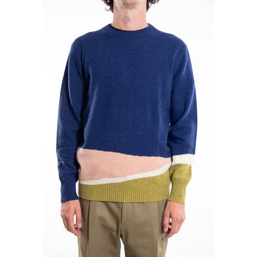 Castart Castart Sweater / Kollwitz / Blue