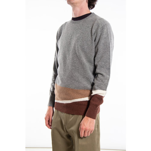 Castart Castart Sweater / Kollwitz / Grey