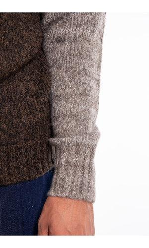 Castart Castart Sweater / Bayer / Brown Melange