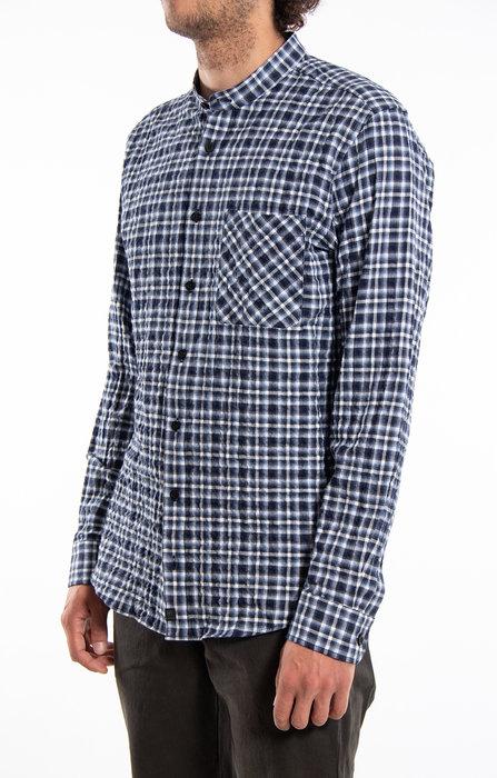 Strellson Strellson Overhemd / Cadan-W / Blauw Ruit