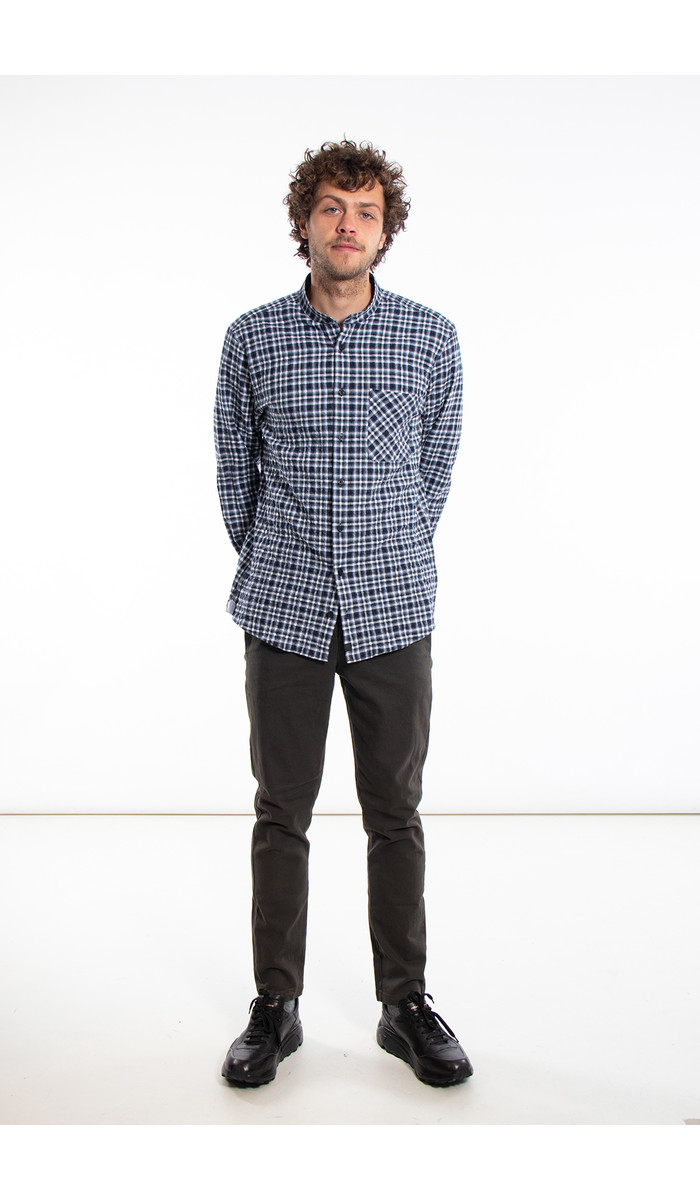 Strellson Strellson Shirt / Cadan-W / Blue Check