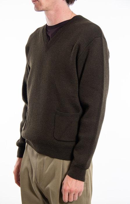 Mauro Grifoni Mauro Grifoni Sweater / GH110030/66 / Green