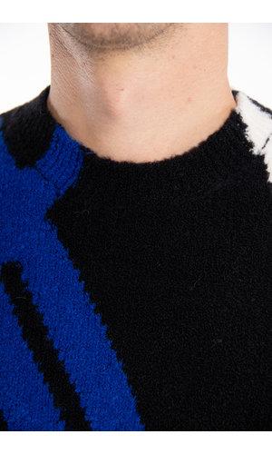 Christian Wijnants Sweater / Kaman / Black