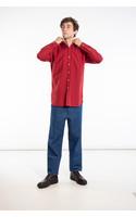 Xacus Overhemd / 71129.003 / Rood