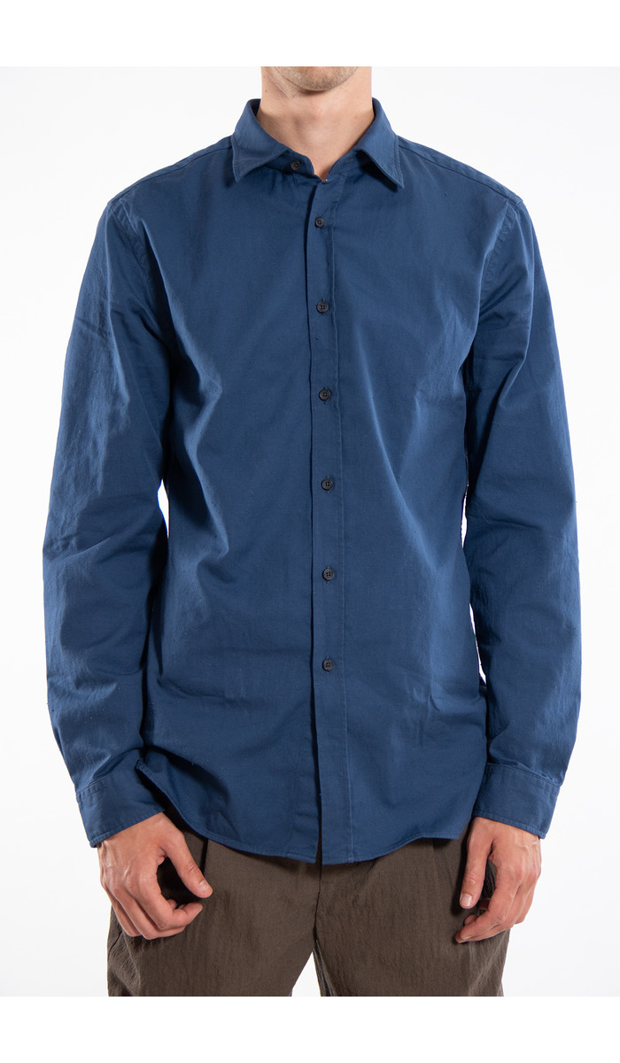 Xacus Overhemd / 71129.005 / Blauw